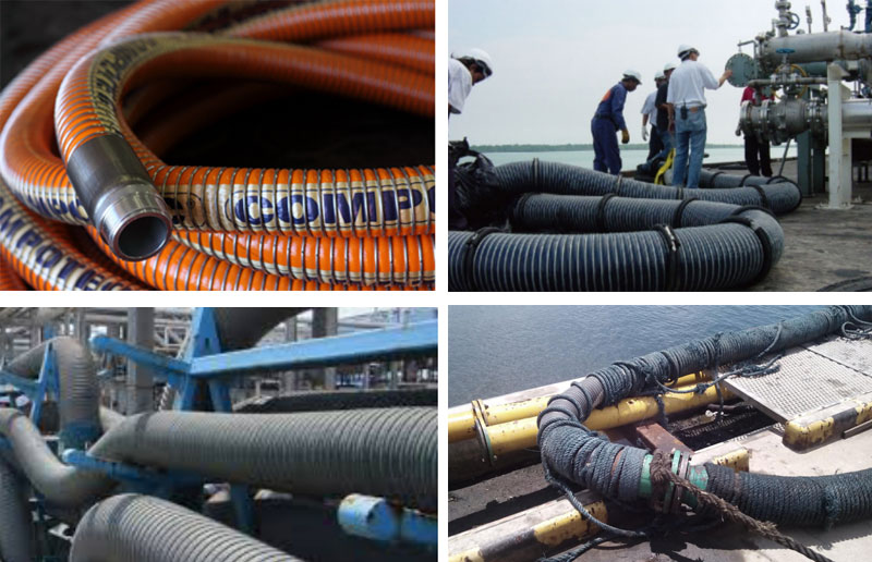Heavy Chemical Composite Flexible Hose