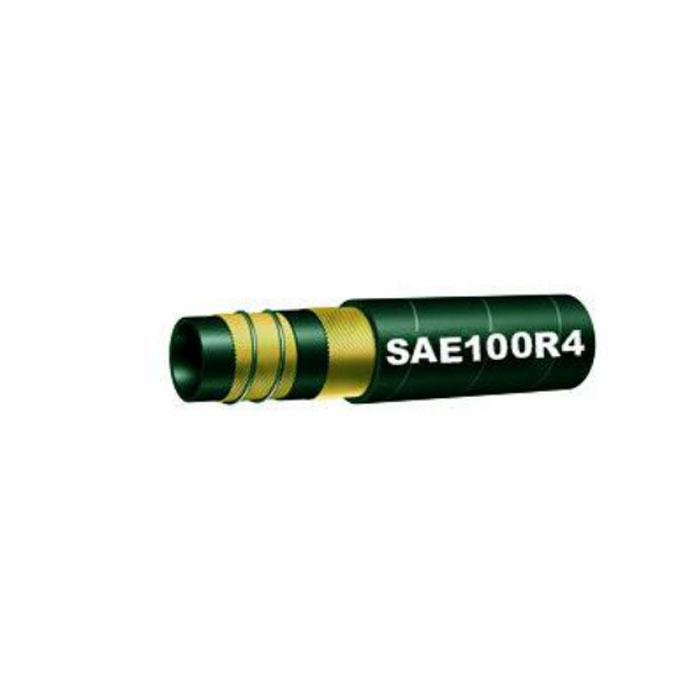 SAE 100R4 hydraulic rubber hose