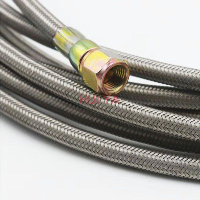 SAE 100R14 hydraulic rubber hose