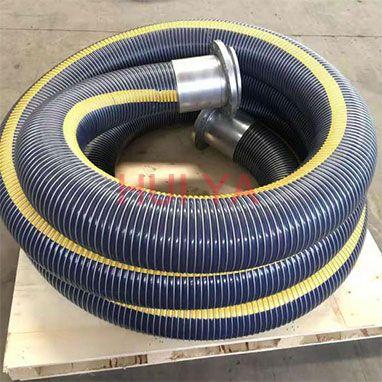Multi-Oil Blue Composite Hose