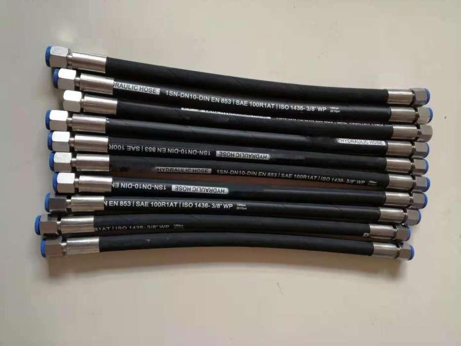 EN 853 2SN hydraulic rubber hose